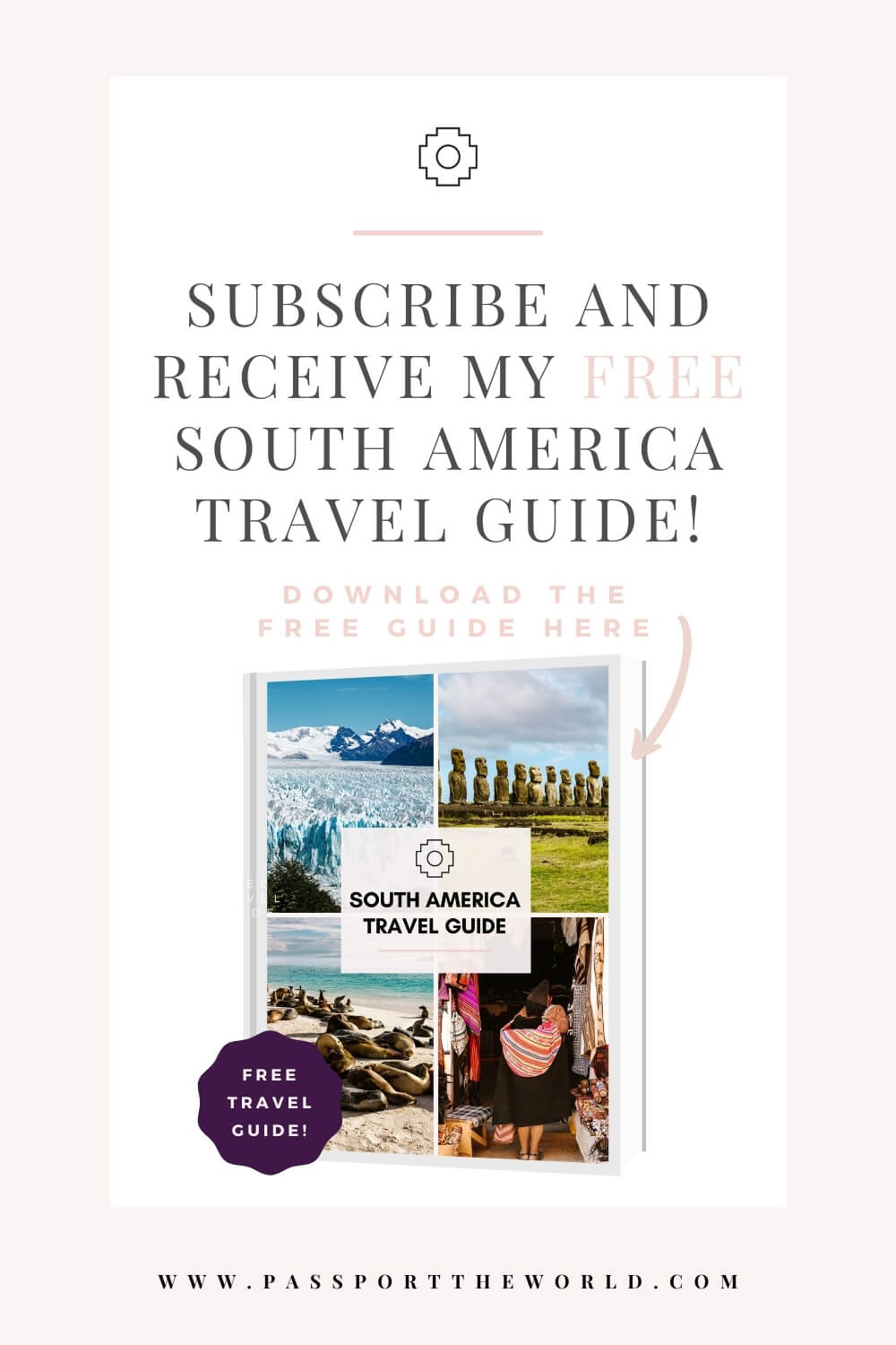 Free South America Travelguide