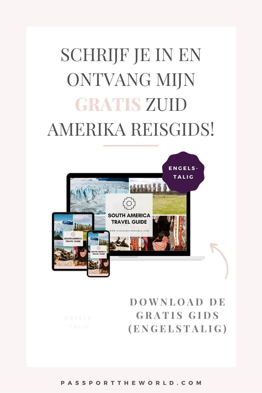 gratis zuid amerika reisgids