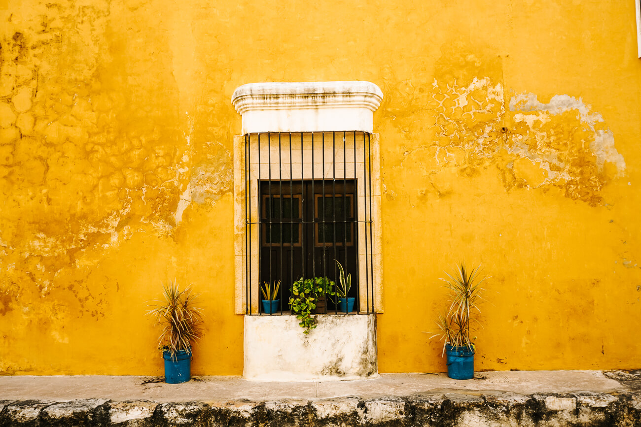 Izamal, de gele stad van Mexico
